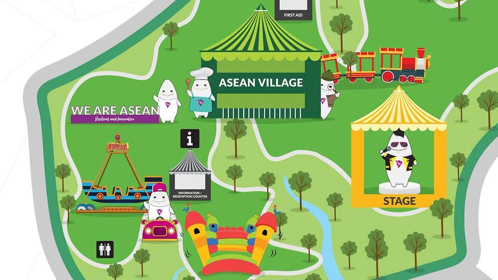 Get a taste of ASEAN at this weekend's festival at Bishan-AMK Park