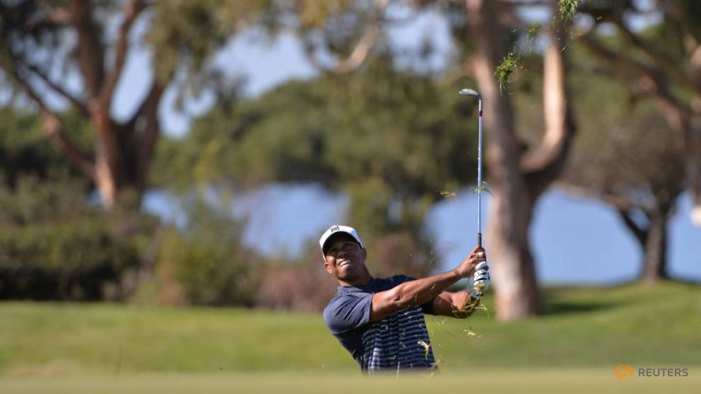 Wild Woods putts well to shoot 70 as Noren takes lead