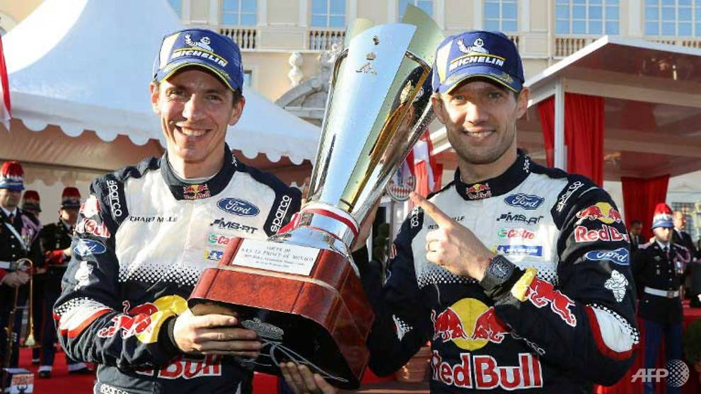 Motor Rally: Ogier wins season opener in Monte Carlo