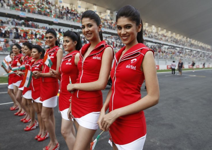 No more female models, Formula One set to be 'in tune' with times