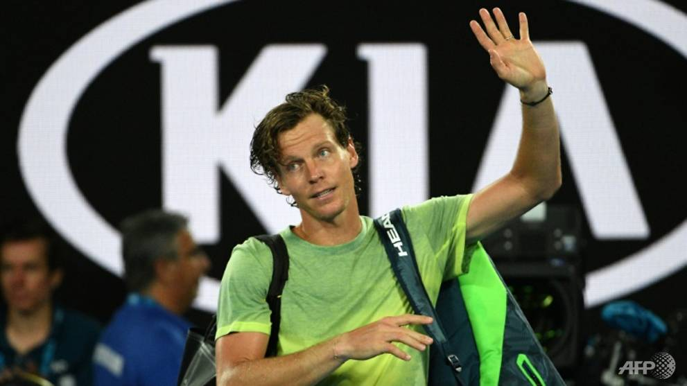 Two-time winner Berdych bows out of Davis Cup duty