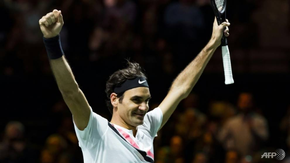 Tennis: 'One of the best weeks of my life', says Federer after 97th title
