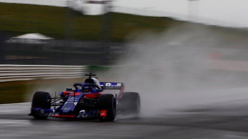 'Trouble-free day! No joke': Honda-powered Toro Rosso F1 car debuts