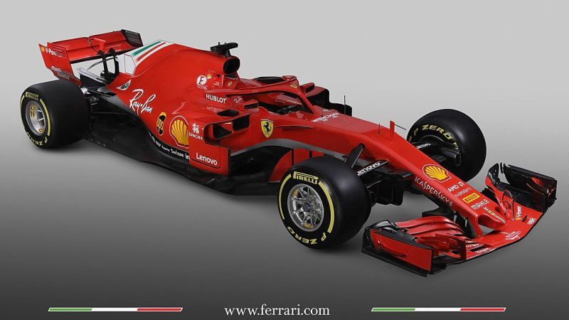 New Ferrari F1 car looks like a big step up, says Sebastian Vettel