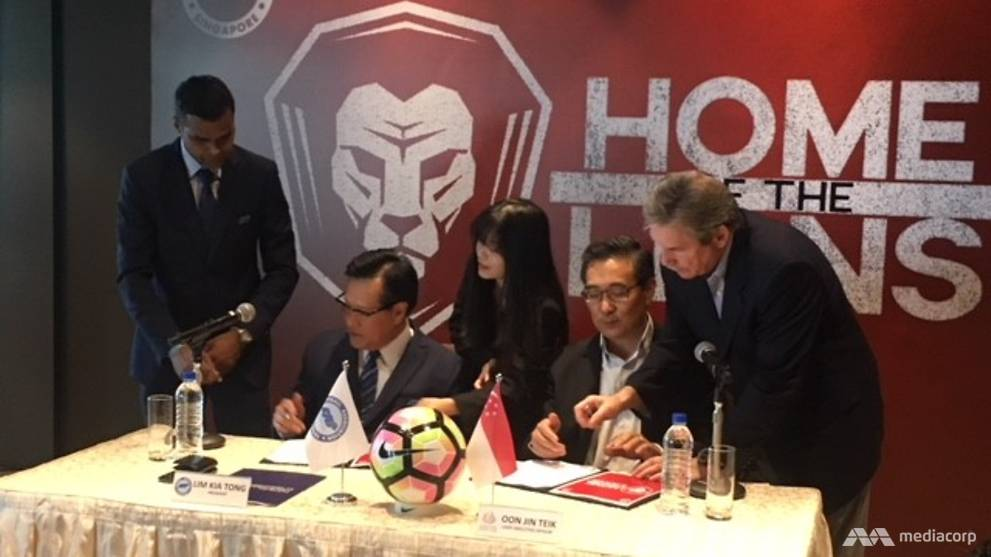 Football: National Stadium to become Lions' home for next 3 years