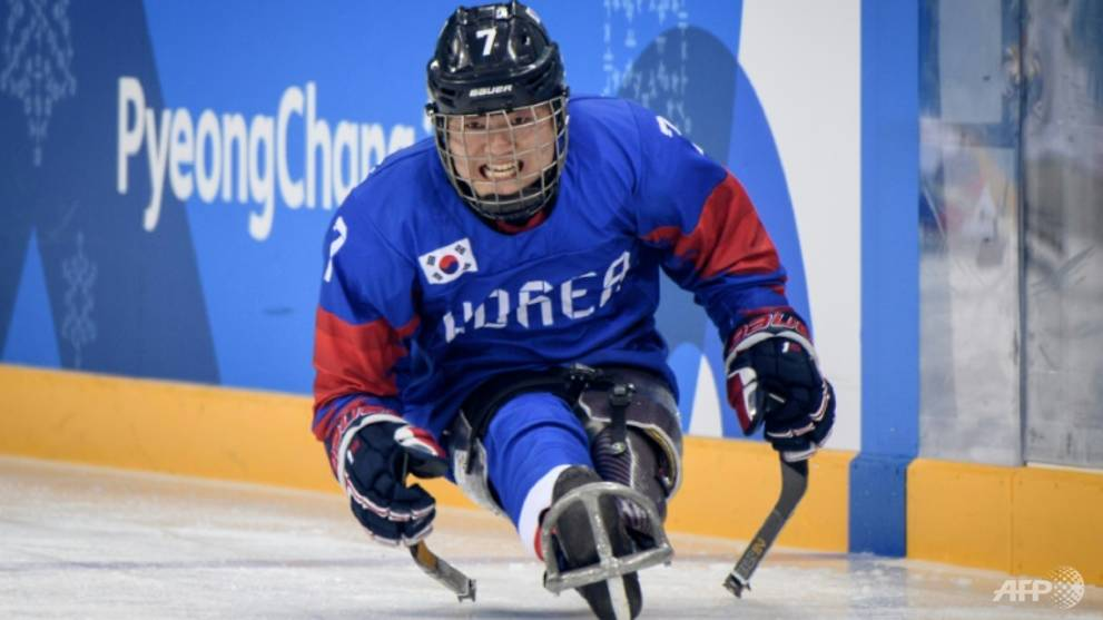 North Korean defector haunted by past at Paralympics