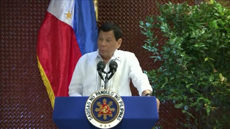 Jail me, hang me: Philippines' Duterte says won't answer to ICC