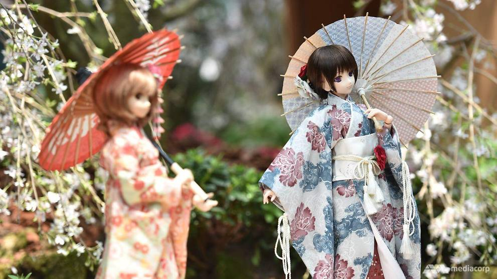 Sakura Matsuri: Cherry blossoms, Japanese dolls to turn Gardens by the Bay into 'magical forest'