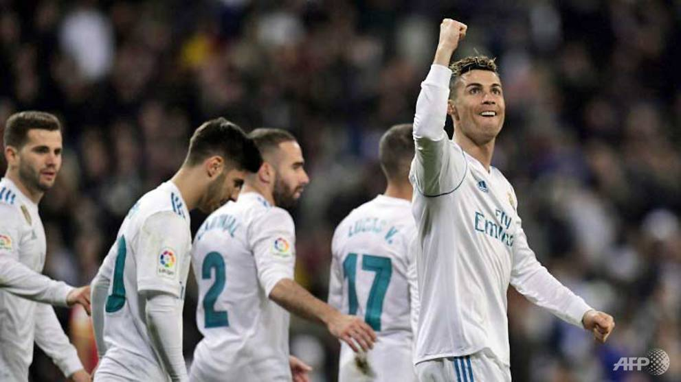 Football: Messi takes Barcelona 11 points clear, Ronaldo hits four