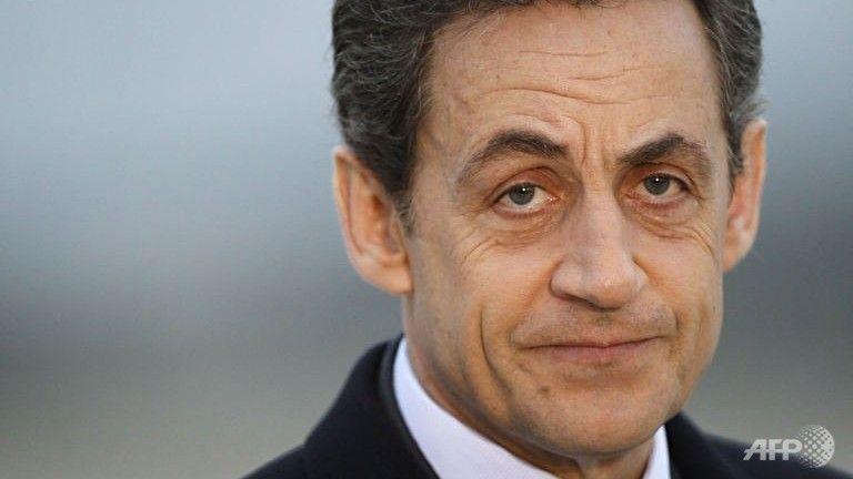 法国前总统萨科齐贪污罪名成立 入狱三年