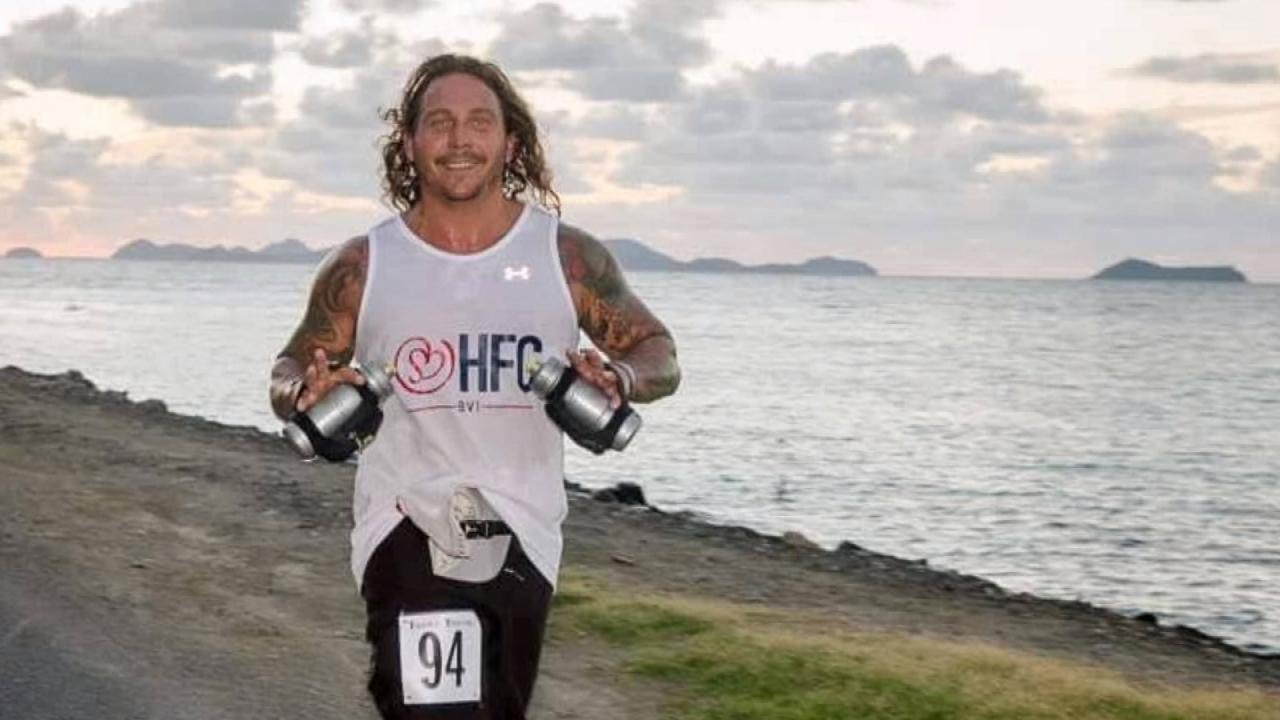 Man running 3000 miles to raise money for sex abuse victims