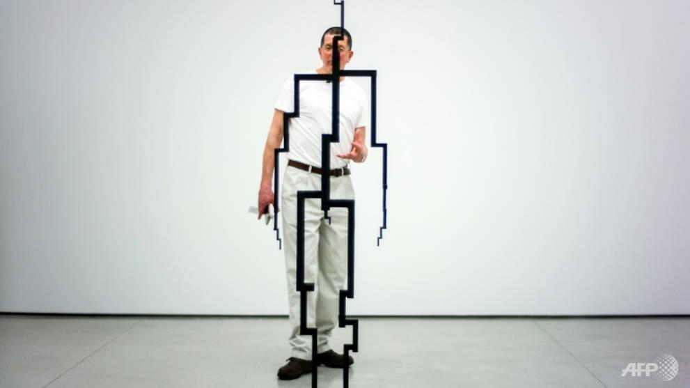 Being human: Antony Gormley's new bodies