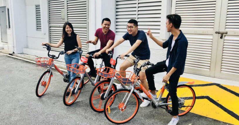 Forget makan and movies, here's why this event will make a 'wheelie' fun team-bonding activity