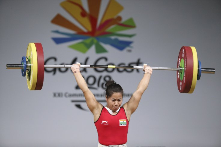 Lifter Sanjita Chanu wins gold at CWG