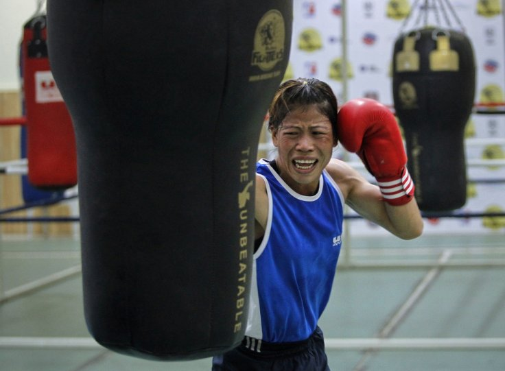 Indian boxer Mary Kom breaks world record at Women's World Boxing Championships