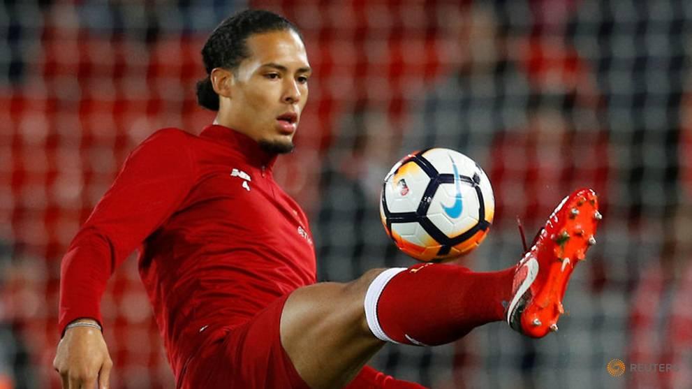 Football: Van Dijk-led Liverpool defence set for City acid test