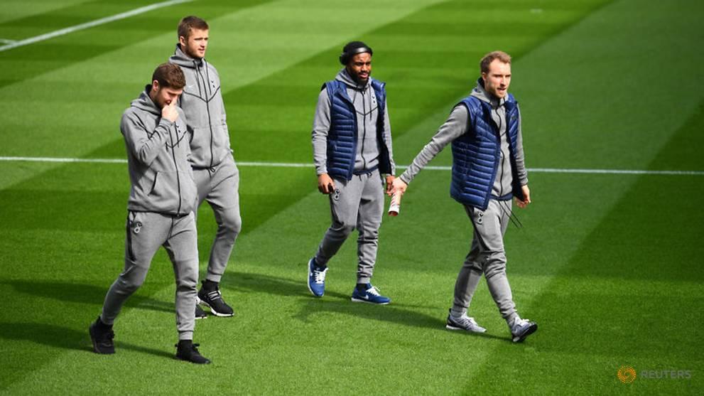 Tottenham must be ready for Man City backlash - Davies
