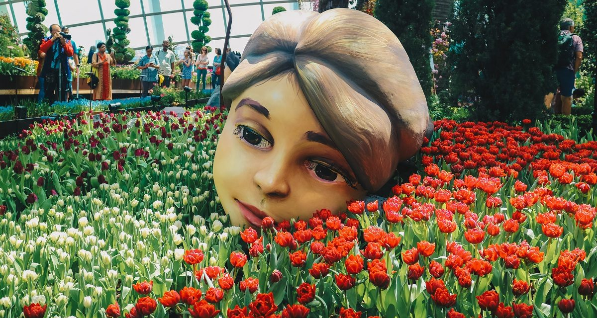 Tulipmania is now here at Gardens by the Bay