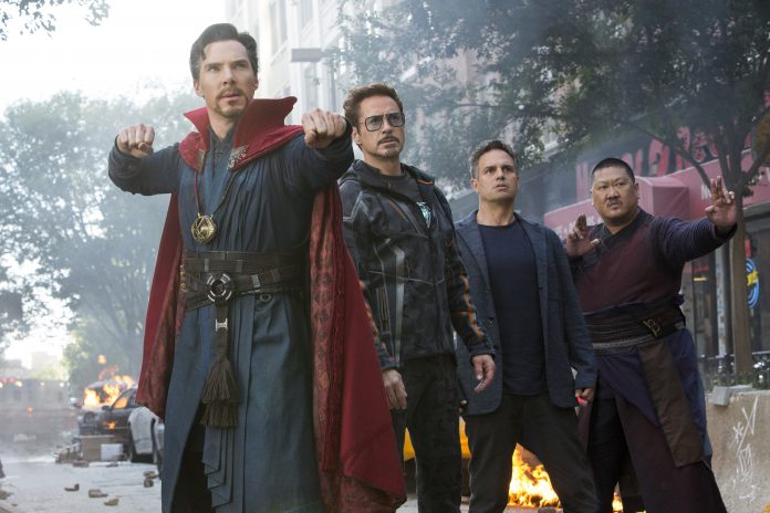 'Avengers: Infinity War' to wrap up GV's Marvel Movie Marathon