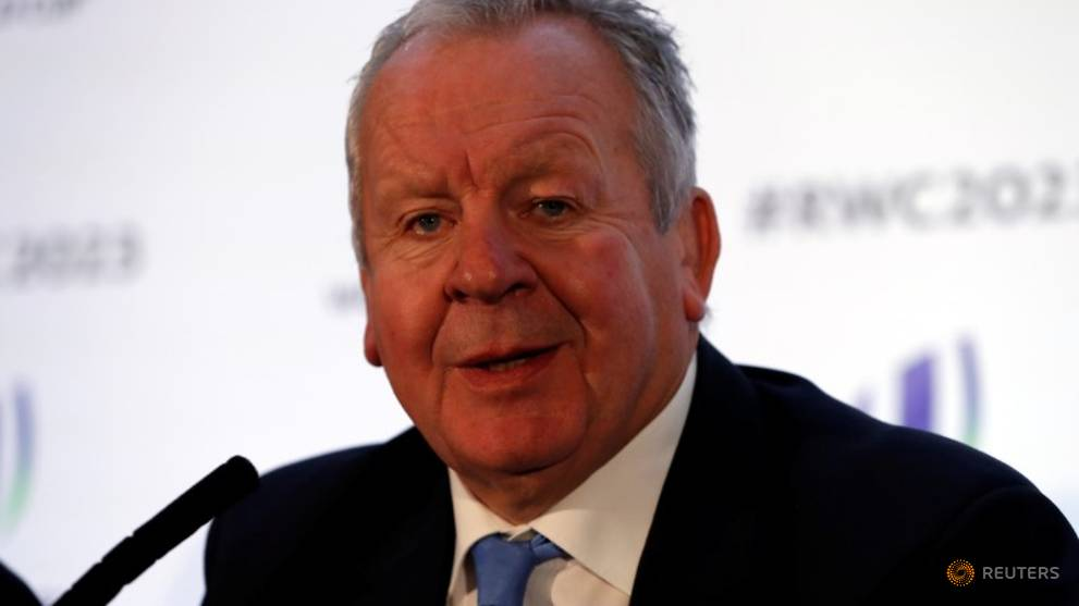 World Rugby chairman Beaumont knighted in UK honours list