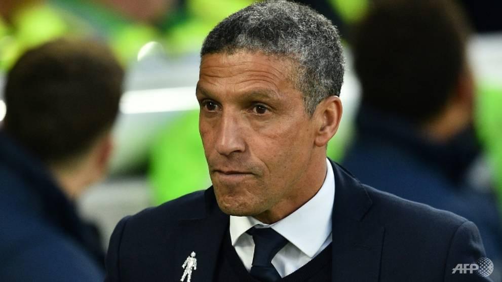 Football: Hughton agrees three-year deal to remain Brighton boss
