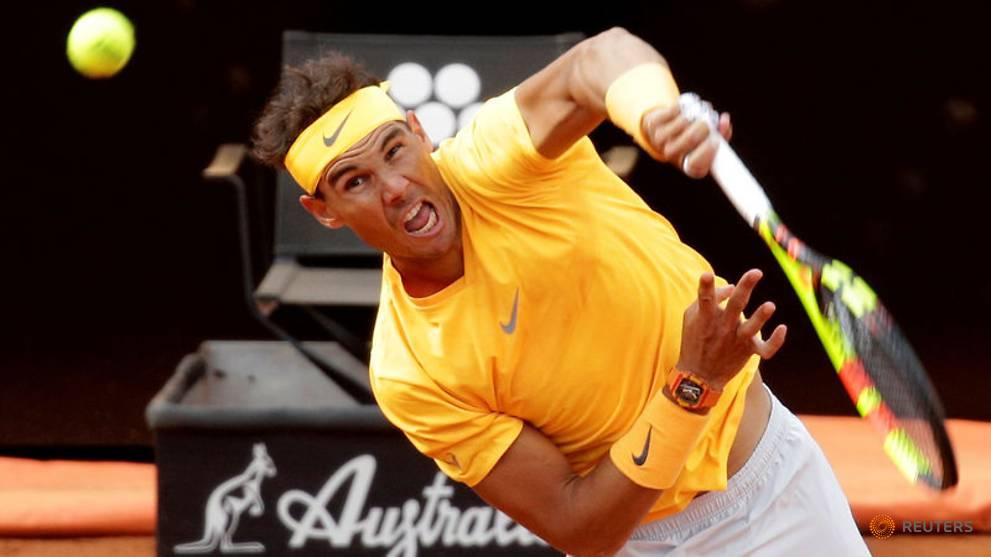 Nadal, Djokovic romp into Rome quarter-finals