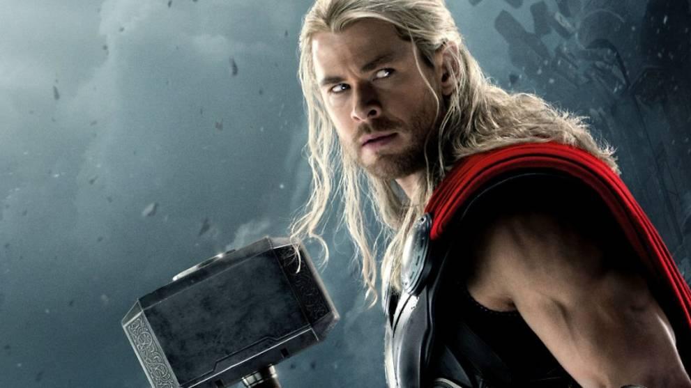 Meet Thor in Singapore
