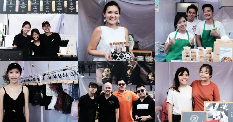 We talked to 6 Artbox Singapore vendors - here's why you should look out for them this year