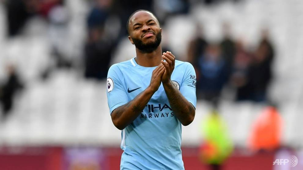 Football: Sterling defends assault rifle tattoo
