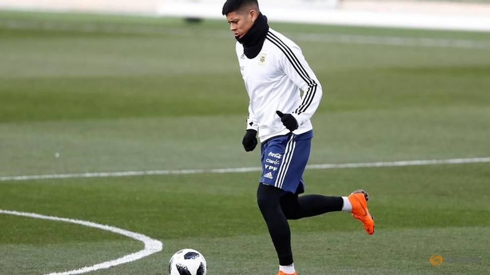Argentina focused on lifting World Cup again, says Rojo