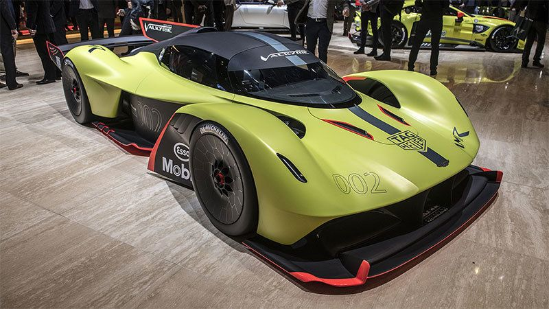 FIA introduces 'Hypercar Concept' for World Endurance Championship