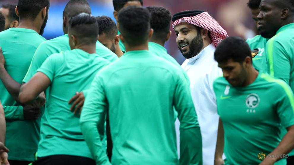 Saudis will play without fear in opener, says Pizzi