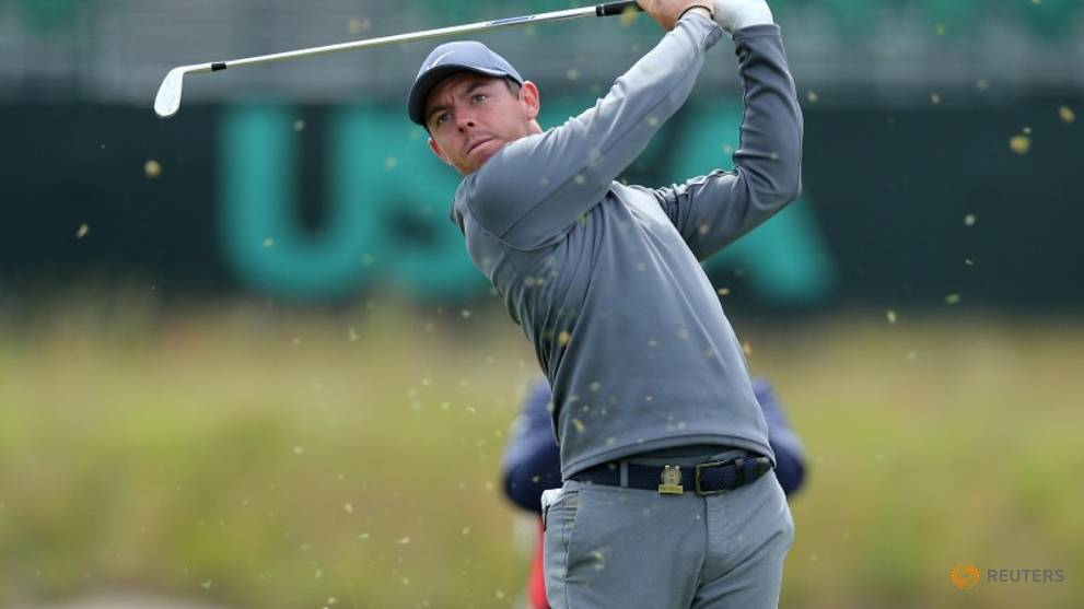 Golf - McIlroy hungry to end American major dominance