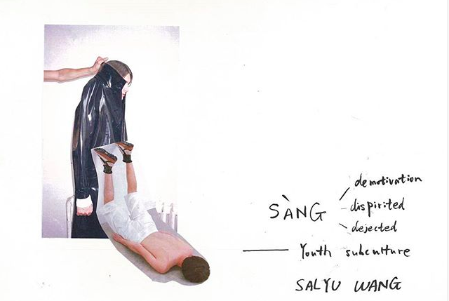 China has this millennial thing called sang culture & it's worse than our sian half