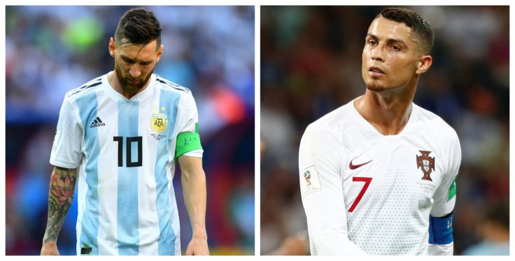 Cristiano Ronaldo vs Lionel Messi: Former Spain, Real Madrid coach picks his choice
