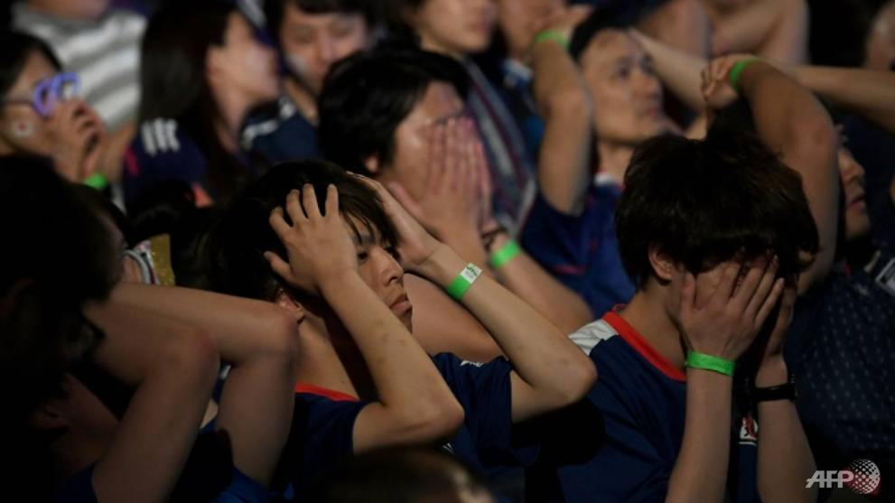 World Cup: Stunned silence in Tokyo as Japan dream ends