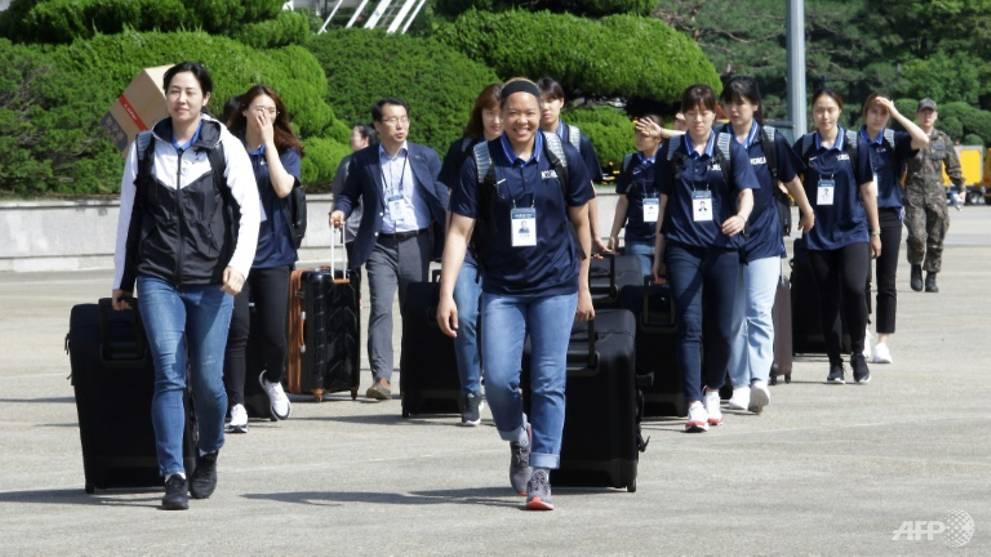 Basketball diplomacy: South Korea teams head for Pyongyang