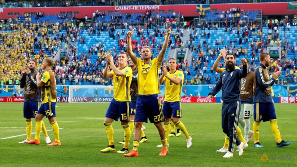 Sweden's strength is our unity, says bullish skipper Granqvist
