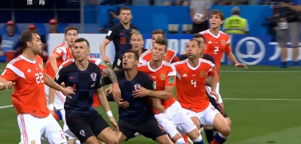 20年后再进4强 克罗地亚点球决胜6-5淘汰俄罗斯
