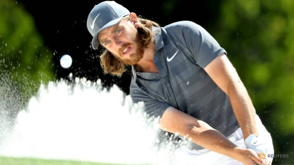 Golf-'Real deal' Fleetwood can win first major, says Jacklin