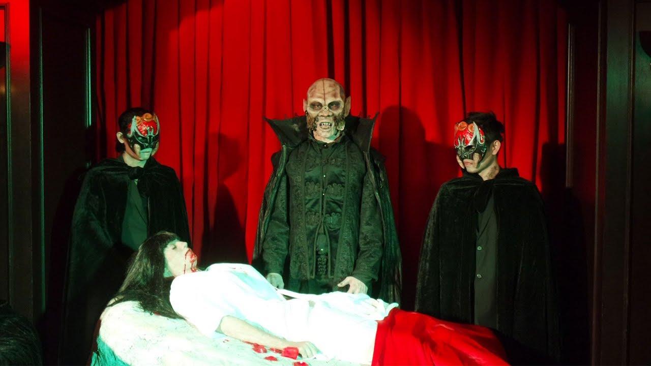 Killuminati Sacrifice at Halloween Horror Nights 8, Universal Studios Singapore