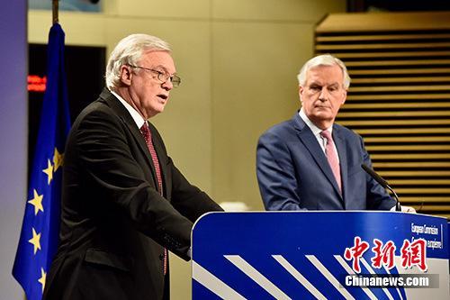 英欧本周内将敲定未来关系框架细节