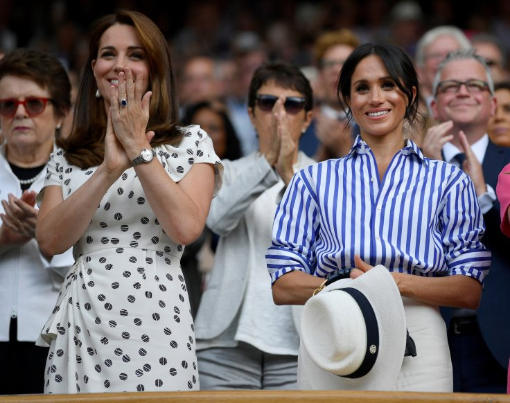 Meghan Markle and Kate Middleton: Dishing on all the royal feud details