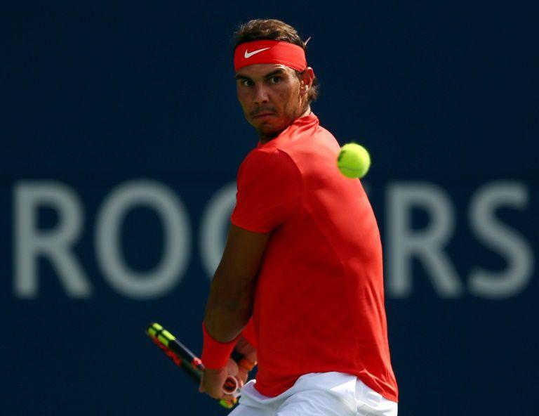 Nadal downs Tsitsipas to win Toronto Masters