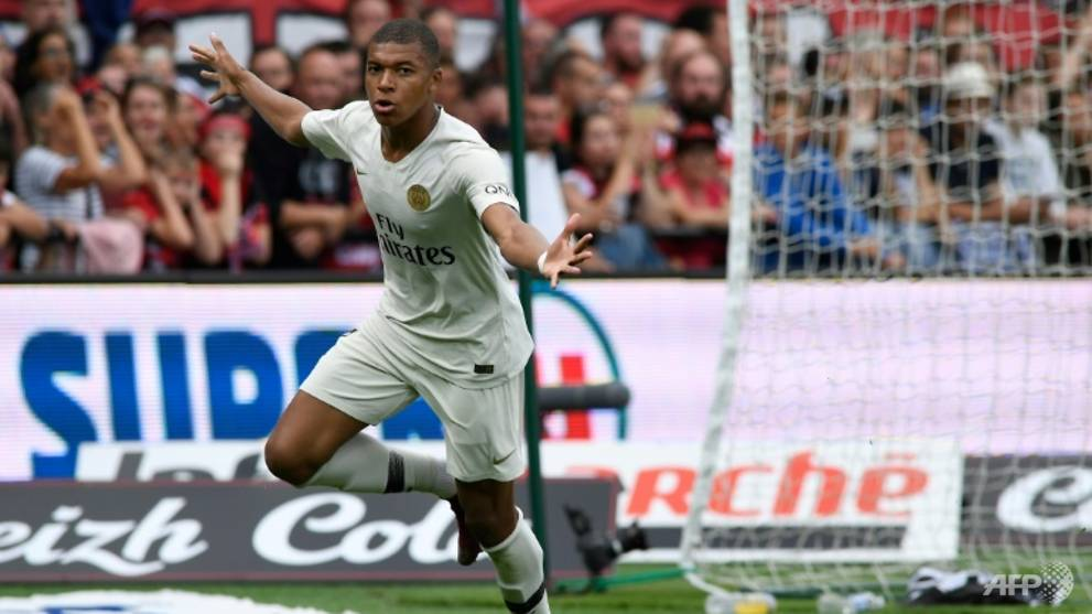 Football: Mbappe plays starring role on return to PSG side