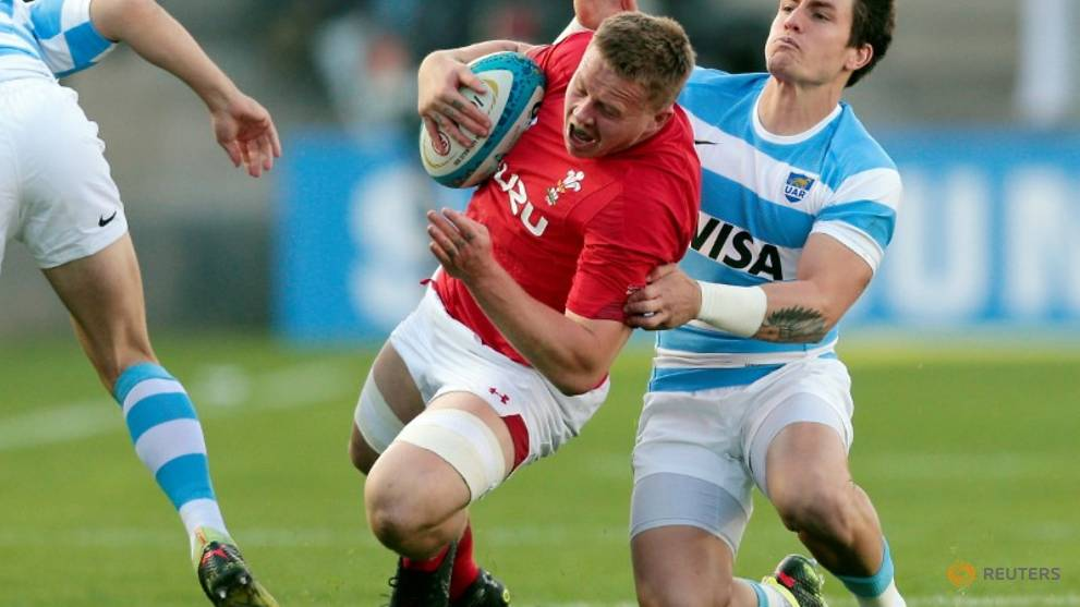 Rugby - Argentina's local boy Bertranou not resting on his laurels