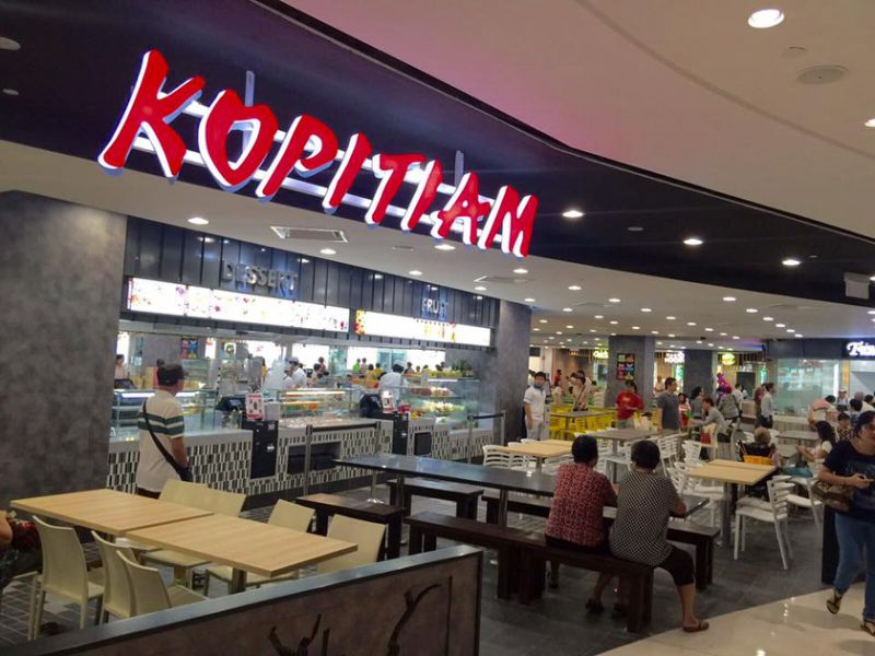 NTUC Enterprise to buy food court operator Kopitiam
