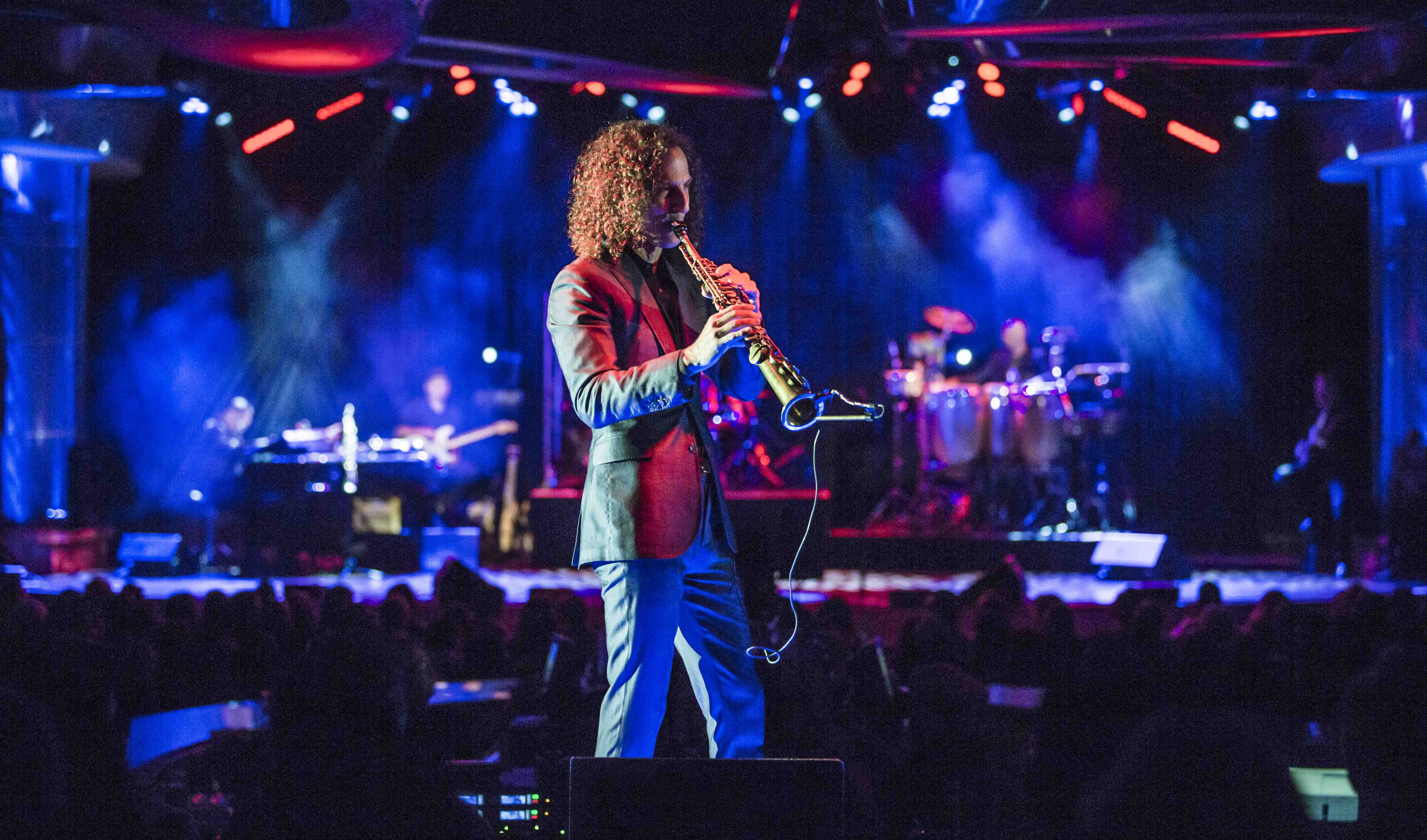 One Night Only – Kenny G Live in Singapore 2018
