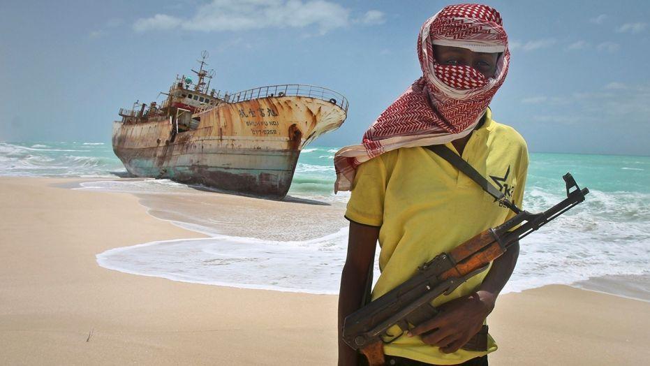 西非海盗再次作案 6名俄罗斯船员被绑架