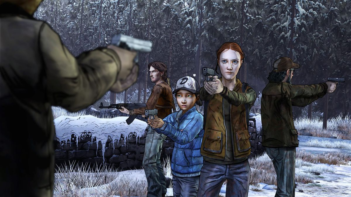 Telltale Games' successes did more for TV shows than they did for the studio